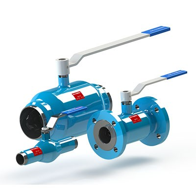 7.12-ISG UNIBALL floating, full bore ball valve (UBF)